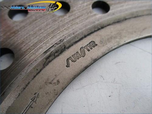 DISQUE ARRIERE HONDA 600 HORNET 2012