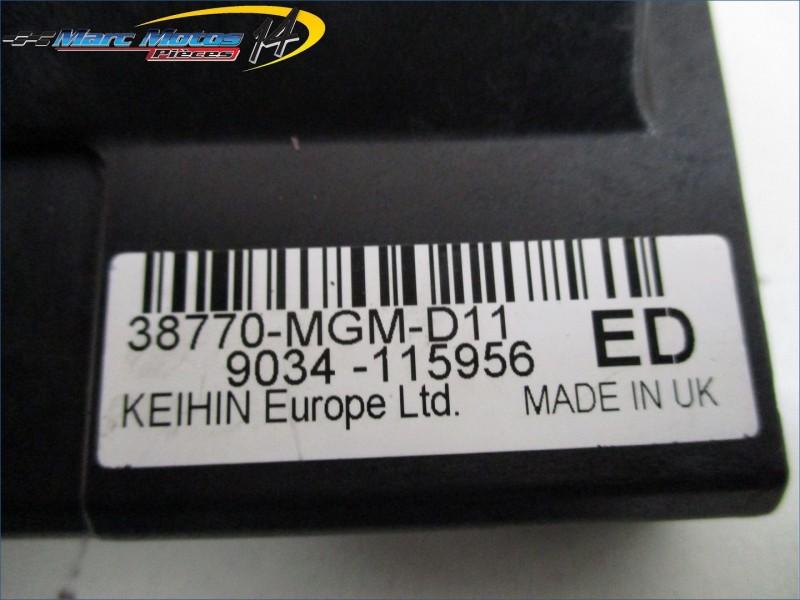 KIT SERRURES HONDA 600 HORNET 2012