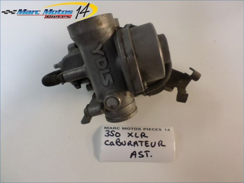 RAMPE DE CARBURATEURS HONDA 350 XLR
