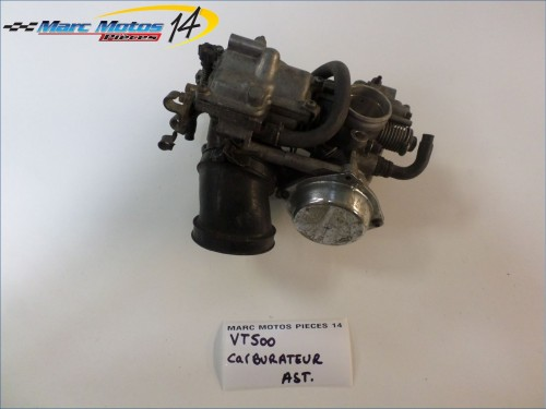 RAMPE DE CARBURATEURS HONDA 500 VTE