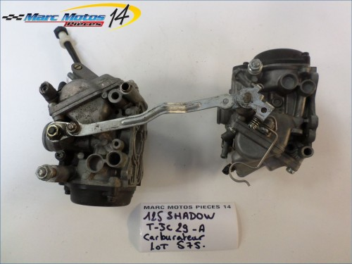 RAMPE DE CARBURATEURS HONDA 125 SHADOW  JC29A