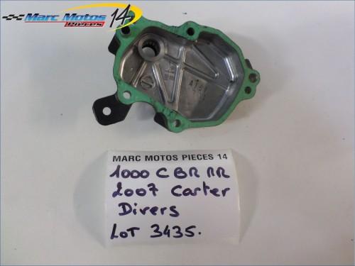 CARTER DIVERS HONDA 1000 CBR R 2007