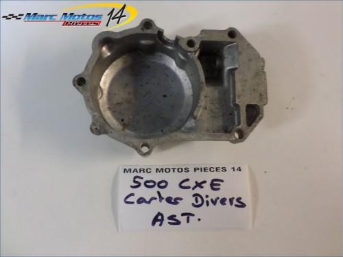 CARTER DIVERS HONDA 500 CXE EUROSPORT