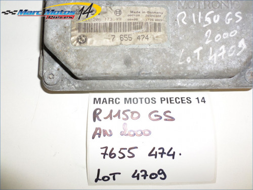 BOITIER CDI BMW R1150GS 2000