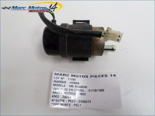 POMPE À ESSENCE HONDA 600 SHADOW  1992
