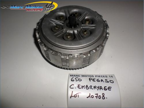 CLOCHE D'EMBRAYAGE APRILIA 650 PEGASO 2003