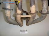 COLLECTEUR D'ECHAPPEMENT SUZUKI 750 GSXR SRAD 1998