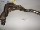 COLLECTEUR D'ECHAPPEMENT TRIUMPH 600 TT 2002