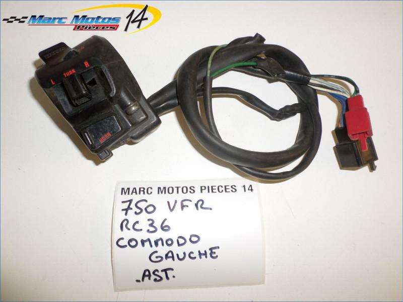 COMMODO GAUCHE HONDA 750 VFR RC36