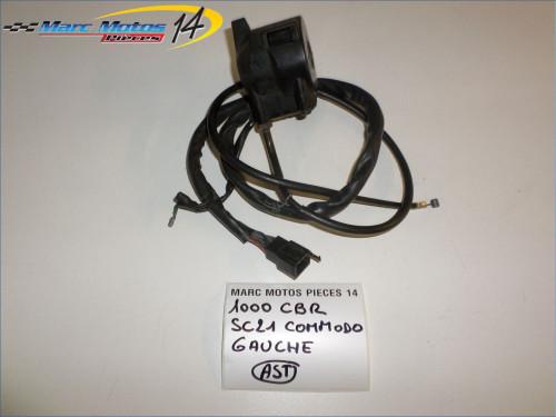 COMMODO GAUCHE HONDA 1000 CBR F SC21
