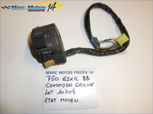 COMMODO GAUCHE SUZUKI 750 GSXR 1988