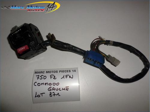 COMMODO GAUCHE YAMAHA 750 FZ 1FN