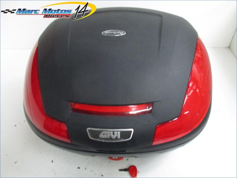 TOP CASE SUZUKI 650 SV S ABS 2007