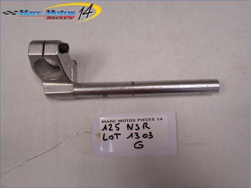 DEMI GUIDON GAUCHE HONDA 125 NSR R JC228