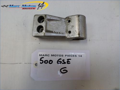 DEMI GUIDON GAUCHE SUZUKI 500 GSE