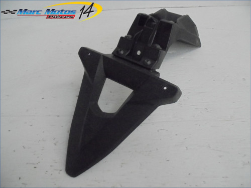 SUPPORT DE PLAQUE HONDA 700 INTEGRA 2012
