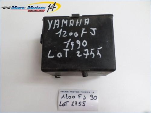 SUPPORT BATTERIE YAMAHA 1200 FJ  1990