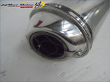 SILENCIEUX SUZUKI 750 GSX INAZUMA 2001
