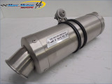 SILENCIEUX HONDA 500 CBR R ABS 2013