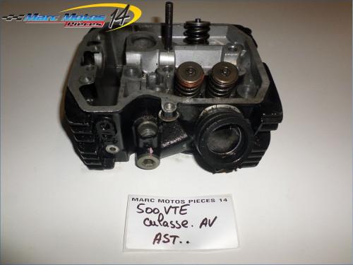 CULASSE AVANT HONDA 500 VTE PL11