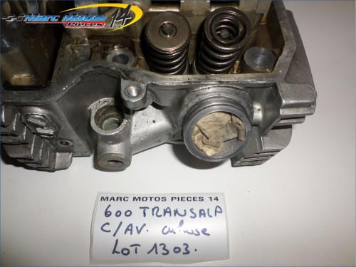 CULASSE AVANT HONDA 600 TRANSALP PD06