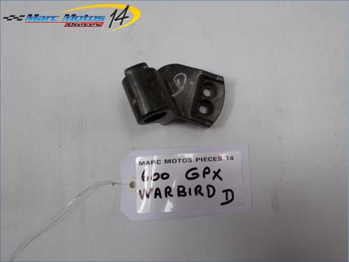DEMI GUIDON DROIT KAWASAKI 600 GPX WARBIRD