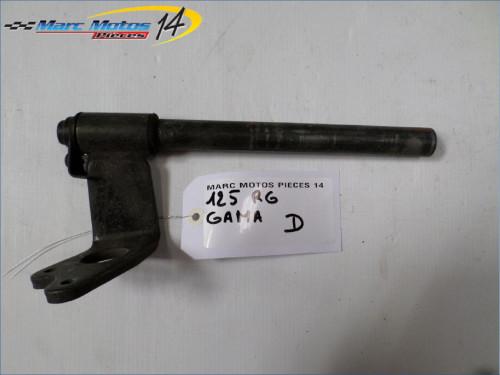 DEMI GUIDON DROIT SUZUKI 125 RG GAMMA NF12B