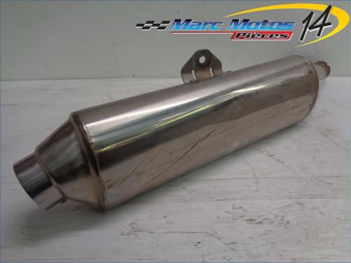 SILENCIEUX HONDA 600 CBF N ABS 2005