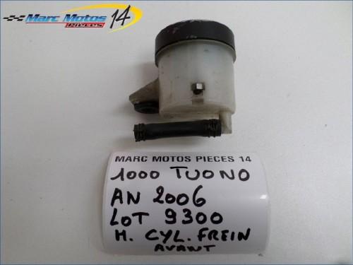 MAITRE CYLINDRE DE FREIN AVANT APRILIA 1000 TUONO  2006