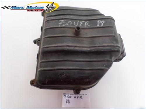 BOITIER DE FILTRE A AIR HONDA 750 VFR 1988