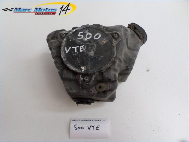 BOITIER DE FILTRE A AIR HONDA 500 VTE