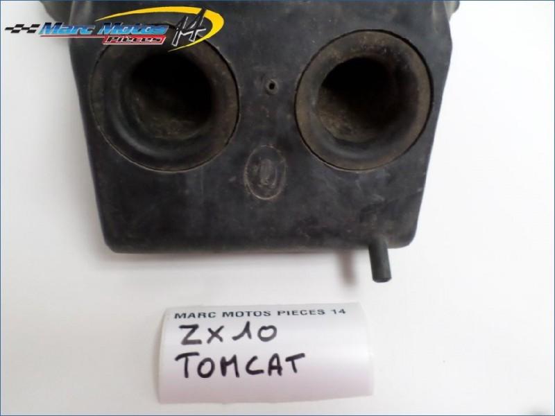 BOITIER DE FILTRE A AIR KAWASAKI ZX10 TOMCAT
