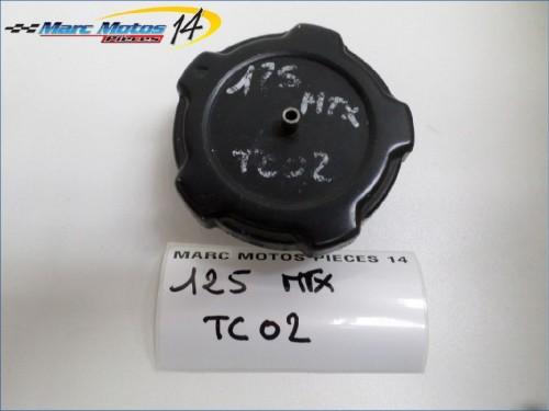 BOUCHON DE RESERVOIR HONDA 125 MTX TC02