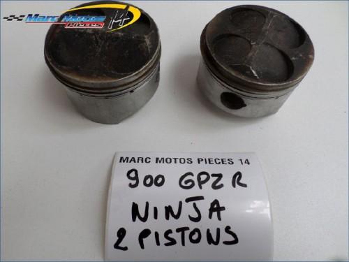 BIELLE - PISTON KAWASAKI 900 GPZ R NINJA
