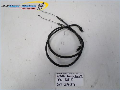 CABLE D'ACCELERATEUR HONDA 600 CBR FS 2002