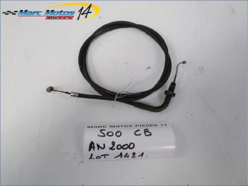 CABLE DE STARTER HONDA 500 CB 2000