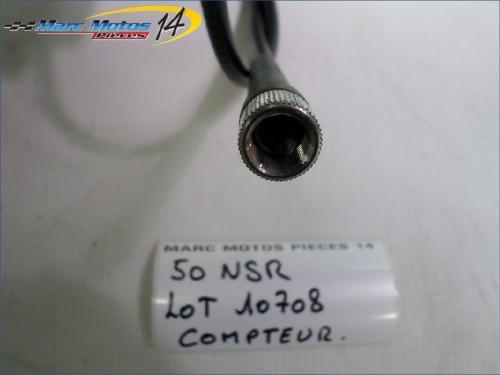 CABLE DE COMPTEUR HONDA 50 NSR