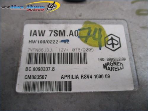 KIT SERRURES APRILIA 1000 RSV4 FACTORY 2009