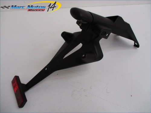 SUPPORT DE PLAQUE APRILIA 1000 RSV4 FACTORY 2009