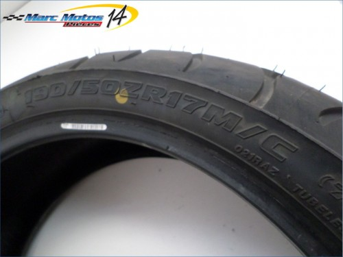 BRIDGESTONE BATTLAX BT021 190/50-17