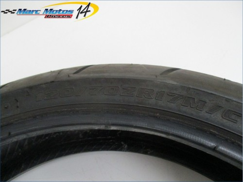 BRIDGESTONE BATTLAX BT015  120/70-17