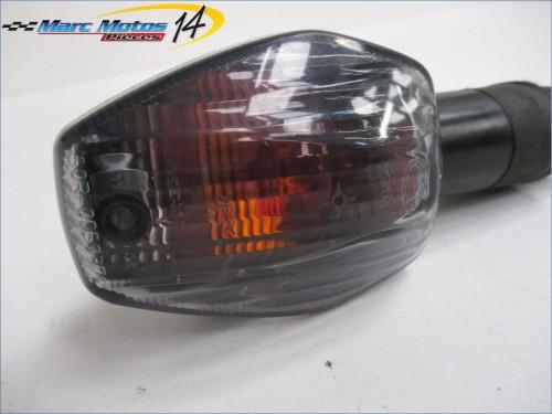 CLIGNOTANT AVANT DROIT HONDA 600 HORNET ABS 2014