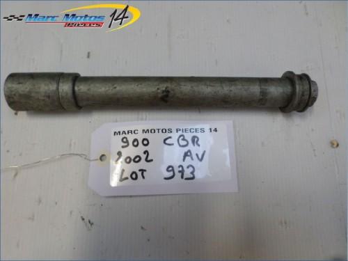 AXE DE ROUE AVANT HONDA 954 CBR R  2002