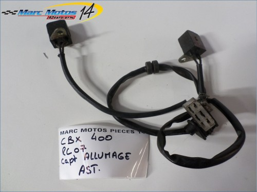 CAPTEUR / PLATEAU D'ALLUMAGE HONDA 400 CBX RC07