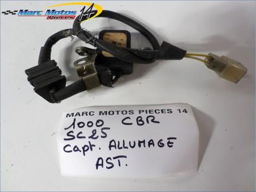 CAPTEUR / PLATEAU D'ALLUMAGE HONDA 1000 CBR F SC25