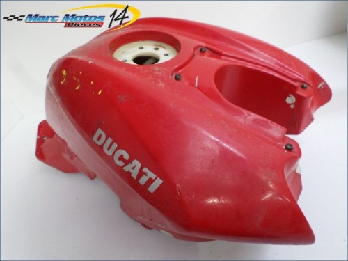 RÉSERVOIR D'ESSENCE DUCATI 848 STREETFIGHTER  2013