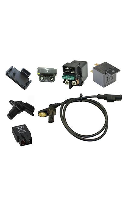 Relais, capteurs et sondes